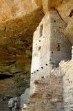 Moradia de penhasco do Mesa Verde Fotos de Stock