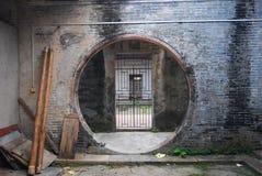 Moradias no Sul da China Foto de Stock