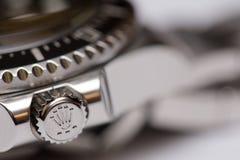 Morador do alto mar do mar de Rolex da imagem conservada em estoque Fotografia de Stock