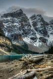 Moraine Lake Royalty Free Stock Image