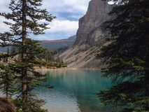 Moraine Lake Royalty Free Stock Photography