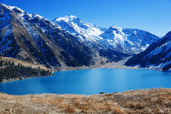 Moraine Lake, Canada. Moraine Lake in Banff National Park, Canada Stock Image
