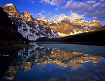 MoraineLake#4 Royalty Free Stock Photo