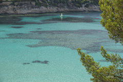 Moraira Royalty Free Stock Image