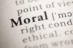 Moral Royalty Free Stock Photo