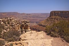 Moran Point - Grand Canyon Stock Photography
