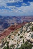 Moran Point, Grand Canyon Royalty Free Stock Photo