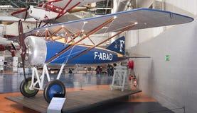 Morane-Saulnier Al,1917 in the Museum of Astronautics and Aviat Stock Image