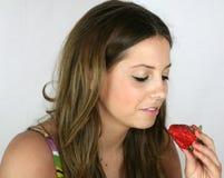 Morango doce Imagem de Stock Royalty Free
