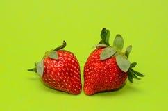 Morango madura fresca Fotografia de Stock Royalty Free
