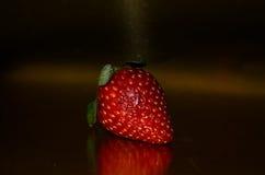 Morango madura fresca Foto de Stock Royalty Free