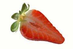 Morango suculenta Fotografia de Stock Royalty Free