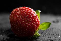 Morango vermelha Imagem de Stock