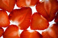 Morangos Foto de Stock