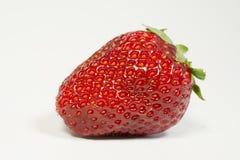 Morangos maduras vermelhas Imagem de Stock