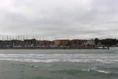 Morano Island, Venice Stock Photos