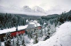 Morants kurva Alberta royaltyfria bilder