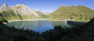 Morasco lake in Formazza valley, Italy Stock Photo