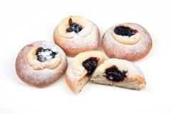moravian cake Fotografering för Bildbyråer