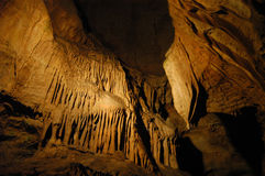 Moravian Cave Royalty Free Stock Images