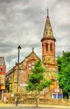 Moravian Church in Belfast Stock Images