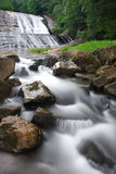 Moravian Falls. NC in early morning Royalty Free Stock Image
