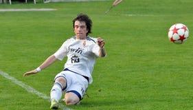 Moravian-Silesian Division, footballer Jiri Pesek Stock Photography