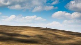 Moravian Tuscany Kyjov. Moravian Tuscany landscape, south Moravia, Czech republic stock image