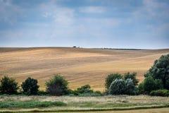 Moravian Tuscany Kyjov. Moravian Tuscany landscape, south Moravia, Czech republic stock images