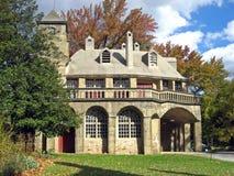 Moravian Villa 2 Lizenzfreies Stockbild