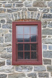 Moravian Window Royalty Free Stock Images