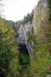 Moravski Kras, République Tchèque Photo libre de droits