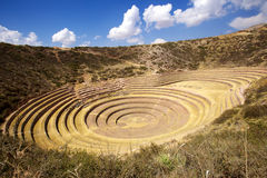 Moray, Cusco, Peru Stock Photos
