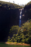 Moray Falls. Sri Lanka. Beautiful landscape. Stock Photo