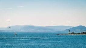 Moray Firth Scene Scotland United Kingdom Stock Images