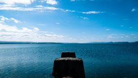 Moray Firth Scene Scotland United Kingdom royalty free stock images