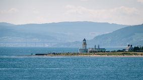 Moray Firth Scene Scotland United Kingdom Stock Photography