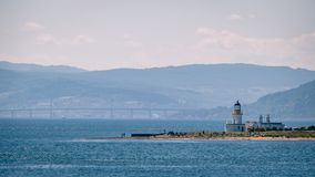 Moray Firth Scene Scotland United Kingdom Royalty Free Stock Photos