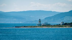 Moray Firth Scene Scotland United Kingdom Royalty Free Stock Image