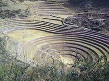 Moray, Peru Imagem de Stock