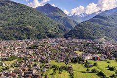 Free Morbegno In Valtellina, Italy Stock Photo - 170175380
