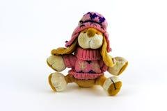 Morbidezza e giocattoli della peluche Fotografia Stock Libera da Diritti