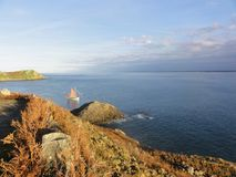 Morbihan, Bretagne, Francja - zdjęcie stock