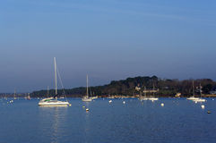 Morbihan coast Royalty Free Stock Images