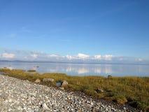 Morcambe-Bucht, England Lizenzfreie Stockfotos