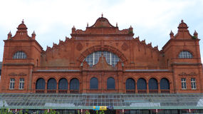 Morcambe Winter Gardens Royalty Free Stock Image
