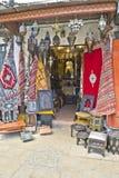 Morccan Medina Shop Royalty Free Stock Photos