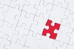 Morceau absent de puzzle Photos libres de droits