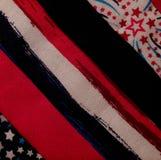 Morceau créatif des Etats-Unis d'édredon photographie stock