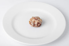 Morceau de gâteau Image stock